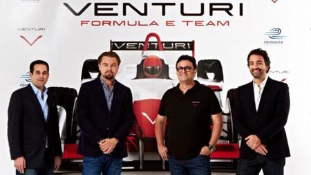Leonardo DiCaprio se une a la Fórmula E
