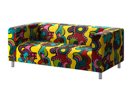 Ikea tiene la funda más moderna para tu sofá, colección Klippan