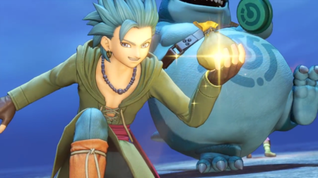 """Dragon Quest XI: mazmorras, combates por turnos y un jefazo """"muy Toriyama"""" en casi 20 minutos de gameplay"""