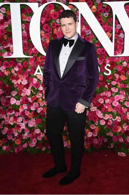 Grey Henson 2018 Tony Awards Red Carpet