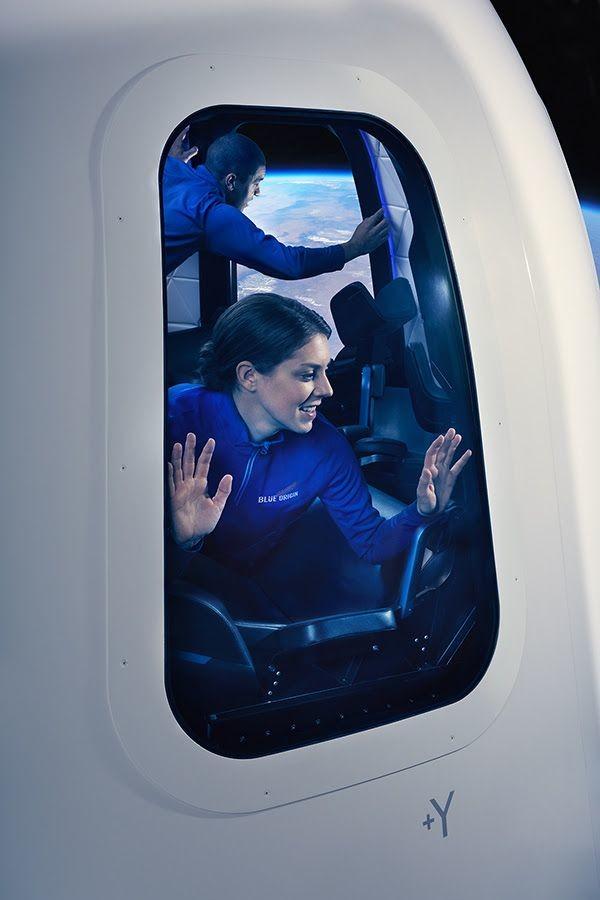 New Shepard Capsule 1