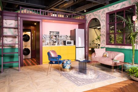 Samsung Bespoke llega a Europa: la ambiciosa marca para el hogar trae neveras de colores, hornos y hasta grifos conectados
