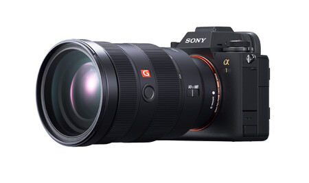 Sony A1 Lateral