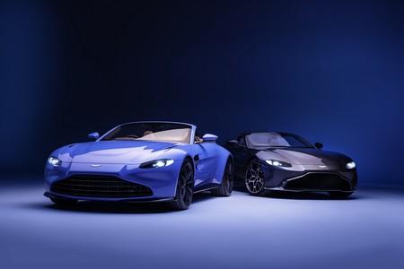 Aston Martin Vantage Roadster, el convertible que puede quedar topless ¡en un tiempo récord!
