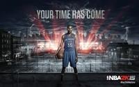 Kevin Durant será la portada de NBA 2K15
