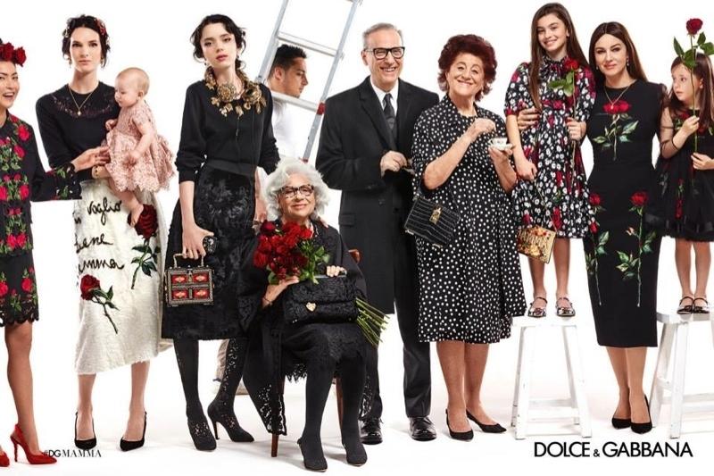 Foto de Dolce & Gabbana campaña Otoño-Invierno 2015/2016 (2/10)