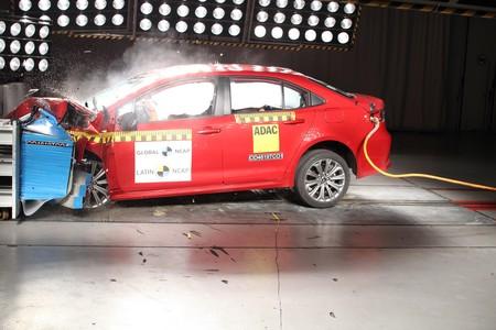 Nuevo Toyota Corolla Obtiene 5 Estrellas En Latin Ncap 13
