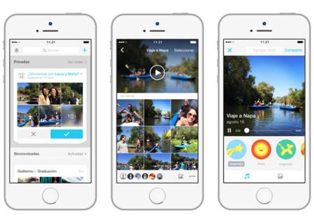 Facebook lanza su aplicación Moments en Colombia