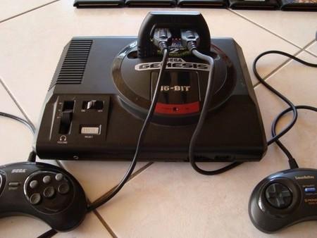 El J-Cart de Mega Drive