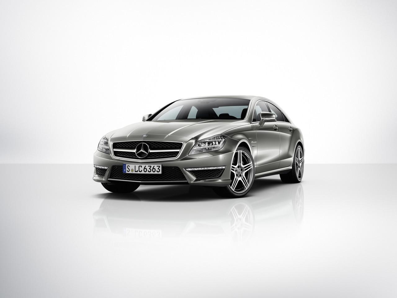 Foto de Mercedes CLS 63 AMG 2011 (3/30)