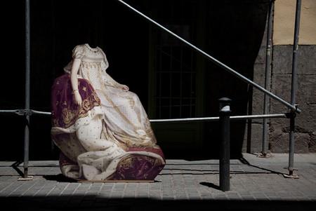 'The silence is the sound of silence', de Angela Sairaf, fotografiando desde la intuición