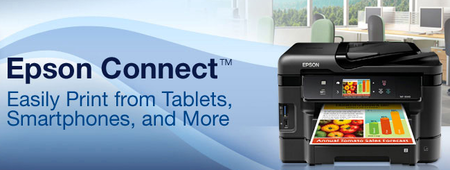 Epson Connect, ya es compatible con Android Kitkat