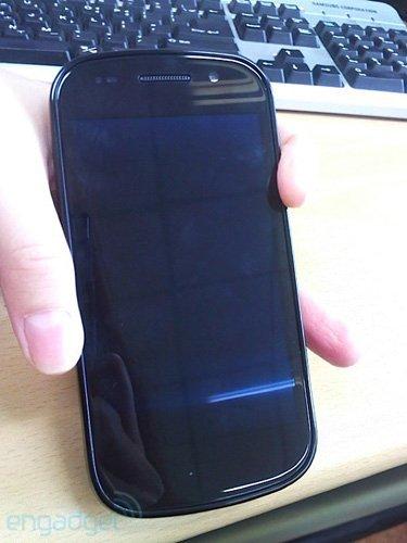 Nexus S existe, se acaban de filtrar sus primeras imágenes reales