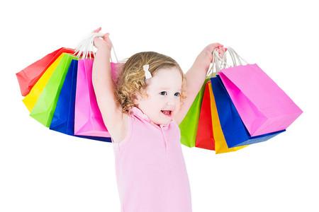 De compras con el bebé: consejos prácticos para no agobiarte
