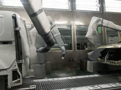 La carrera de robots industriales: China no está en el top 10