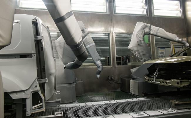 La carrera de robots industriales: China no está en el top 10, ¿dónde estamos el resto?