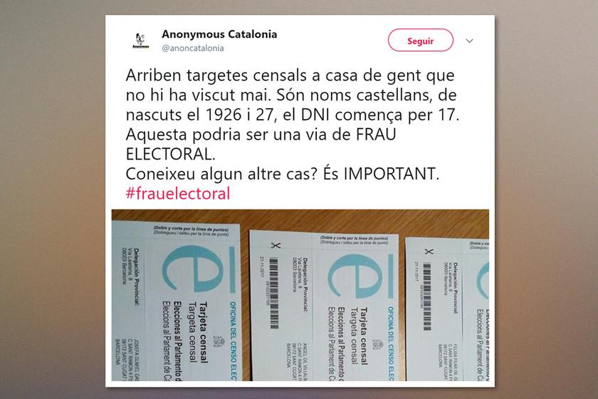 El pucherazo en Cataluña es imposible: por qué las teorías de la conspiración no tienen base