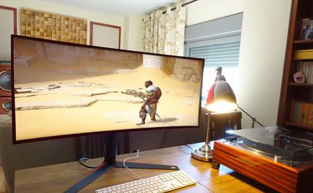 LG 34GK950G, análisis: su panel QHD de 120 Hz es una baza muy potente, pero este monitor «gaming» tiene más armas para seducirnos
