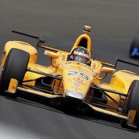 El nuevo proyecto de McLaren en la IndyCar podría tener un tercer coche para Fernando Alonso