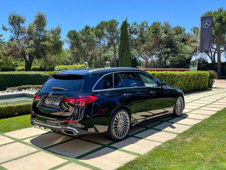 Mercedes Clase C Prueba Contacto 2