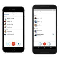 Messenger para iPhone se actualiza y permite llamadas en grupo