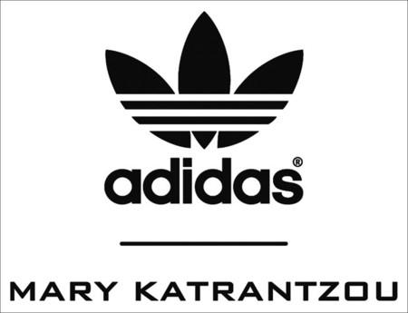 Adidas Mary Katrantzou logo
