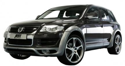 Volkswagen Touareg TDI por ABT