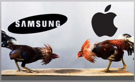 Declaran a Samsung culpable por infringir varias patentes de Apple