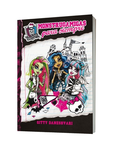 Monster High Novela