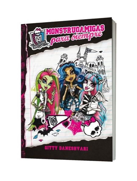 Monster High Novela