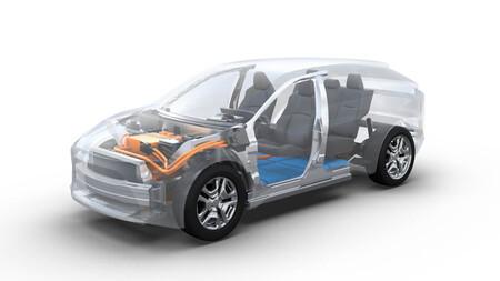 Toyota BZ4X eléctrico