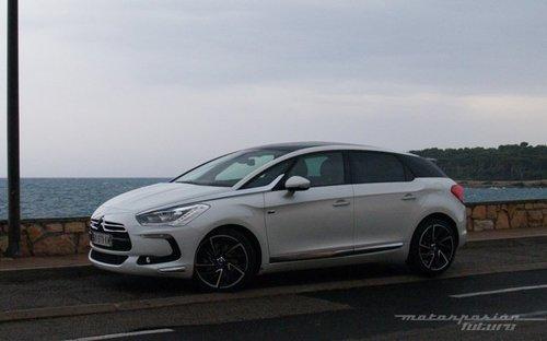 CitroënDS5HYbrid4,presentaciónypruebaenNiza