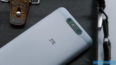 Blade V8, el primer teléfono con cámara dual de ZTE pero poco más