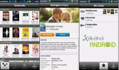 Filmin llega a Android, ahora podemos ver las películas directamente en nuestro móvil o tablet