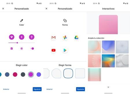 Android 12 Personalizacion