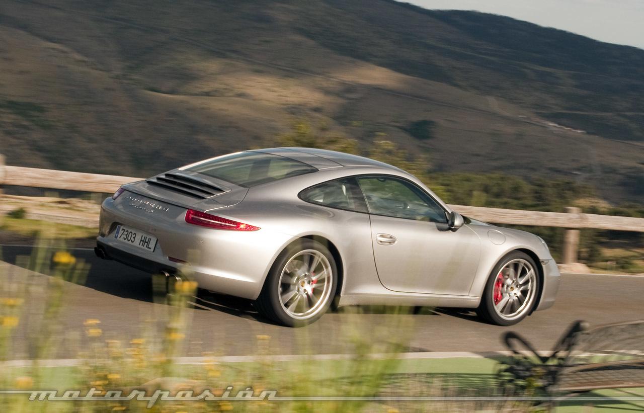 Foto de Porsche 911 Carrera S (prueba) (15/54)