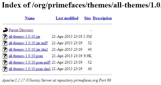 Descargando todos los temas disponibles