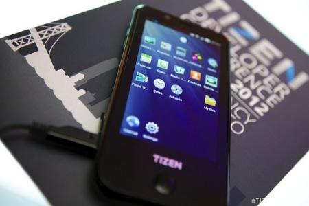 Prototipo Tizen de Samsung