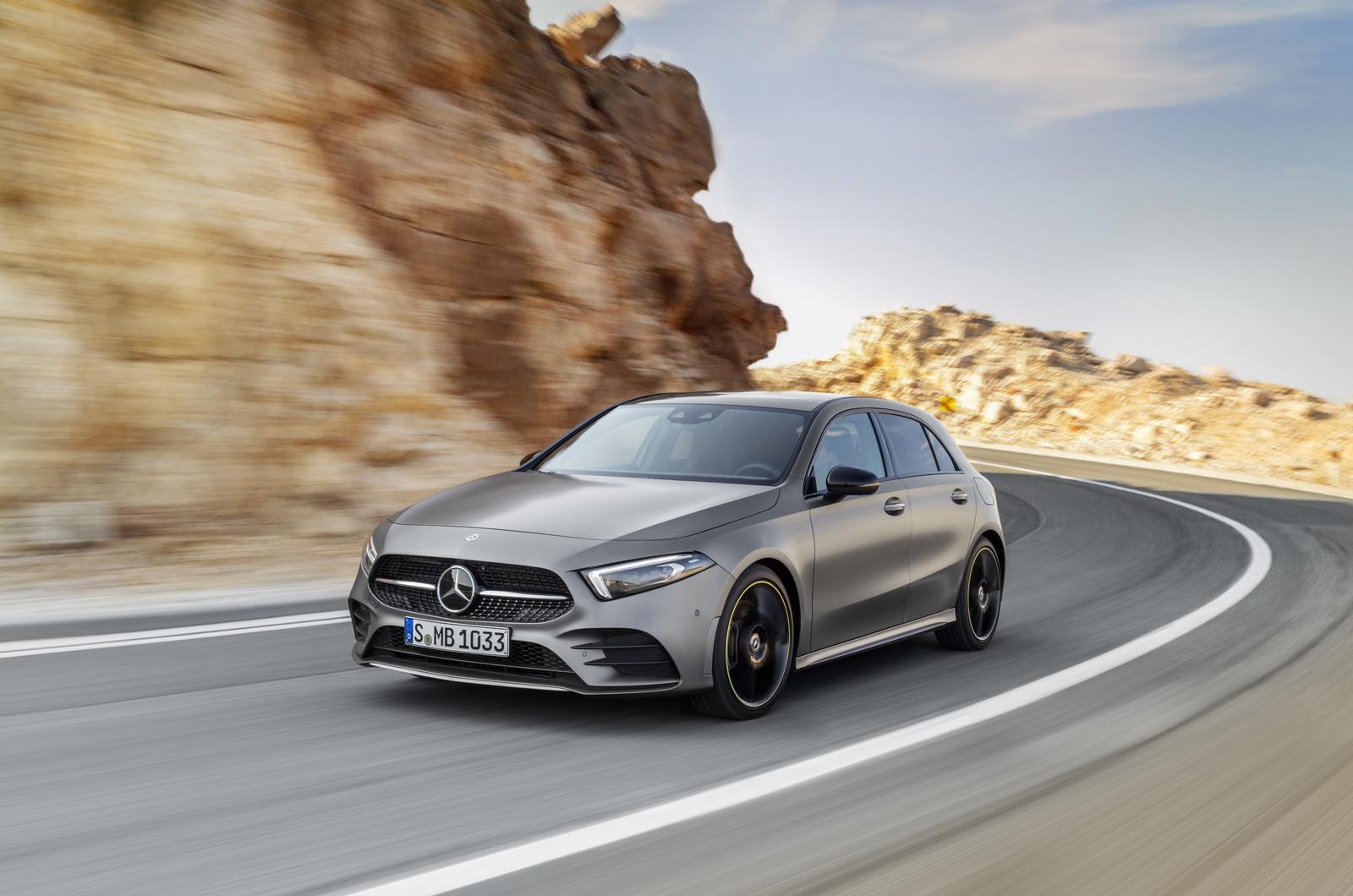 Foto de Mercedes-Benz Clase A 2018 (25/139)