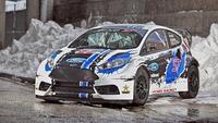 Ford actualiza su Fiesta de Rallycross