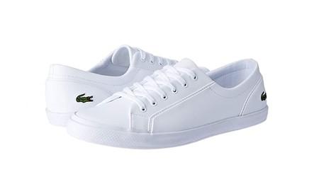 Chollos en tallas sueltas de zapatillas Lacoste, Converse o Levi's por menos de 35 euros en Amazon