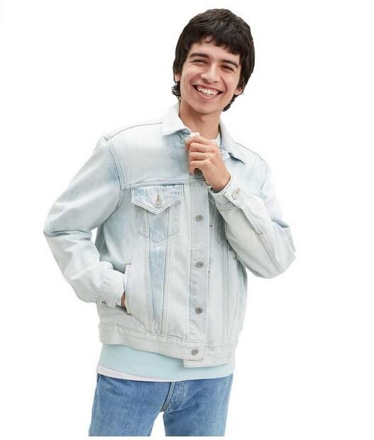 Ofertón en la chaqueta vaquera Levi´s Vintage Fit Trucker V, rebajada a 59,99 euros en Dressin en todas las tallas