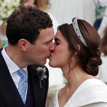 La princesa Eugenia de York y Jack Brooksbank ya son marido y mujer. Estas son las mejores imágenes de los novios