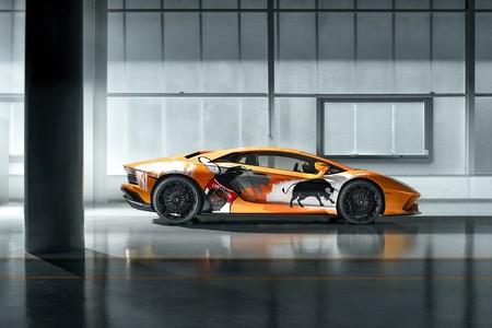 Lamborghini Aventador 10000 5