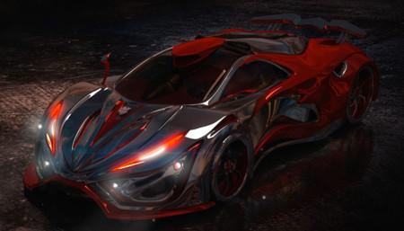 Inferno Exotic Car, el nuevo supercoche mexicano