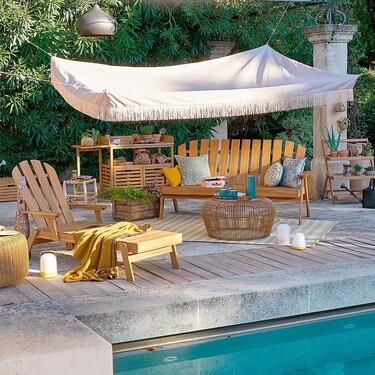 Rebajas en toldos y toldos vela: Las mejores soluciones para dar sombra a tu terraza o jardín a muy buen precio