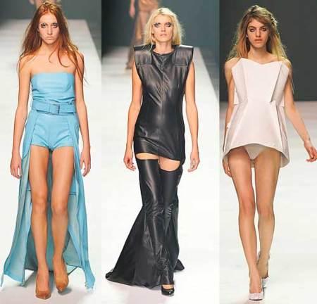 La nueva tendencia en cuero: lo más colorido para la Primavera-Verano 2010