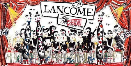 Ya sabemos cómo será la colección de Lancôme x Alber Elbaz. ¡Que empiece el espectáculo!