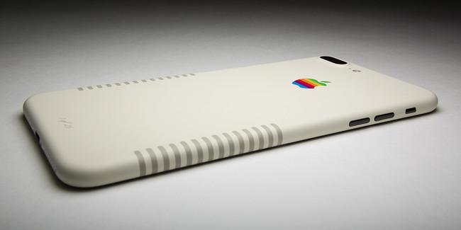 iPhone retro