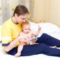 Decálogo de consejos para leer un cuento a un bebé
